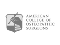 Peak Rejuvenation - American College of Osteopathic Surgeons Logo