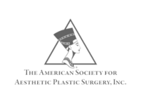 Peak Rejuvenation - American Society for Aesthetic Plastic Surgery Logo