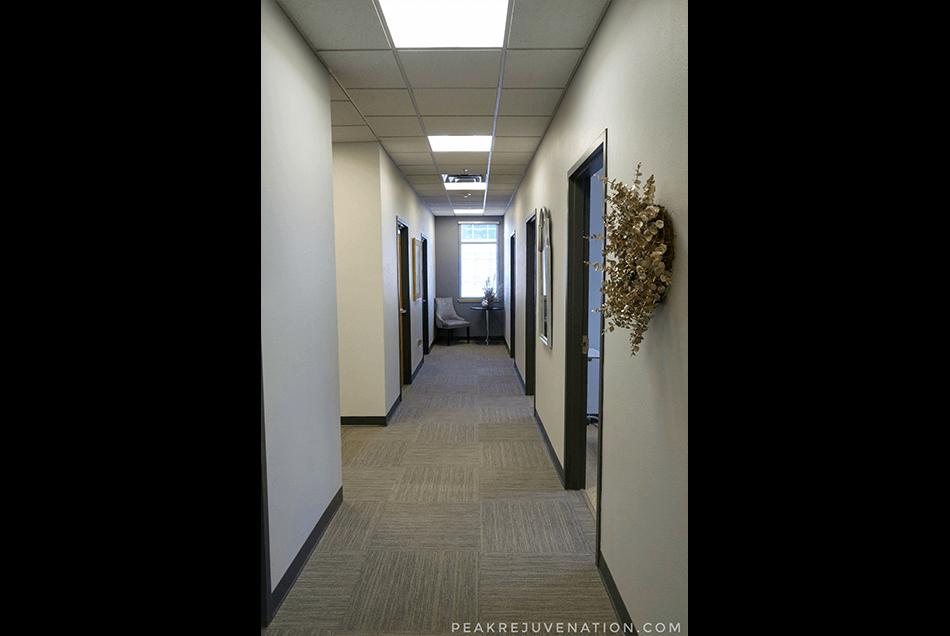 Peak Rejuvenation - Office